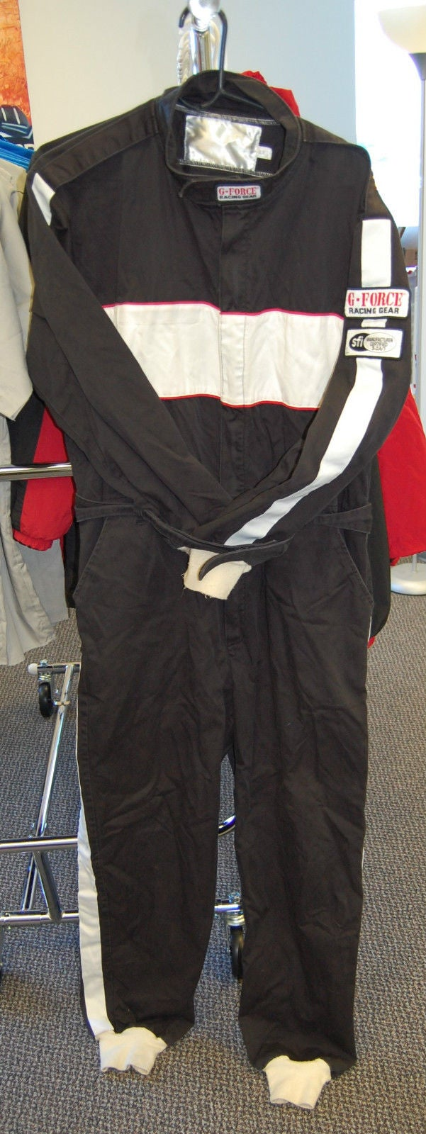 Wear a fire suit at a track day?