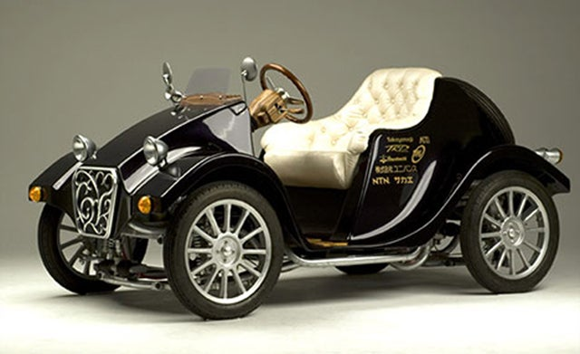 This Is Bonnie and Clyde's Electric Car