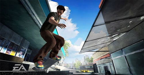 Skate And Some Other Game Join Xbox 360 Games On Demand