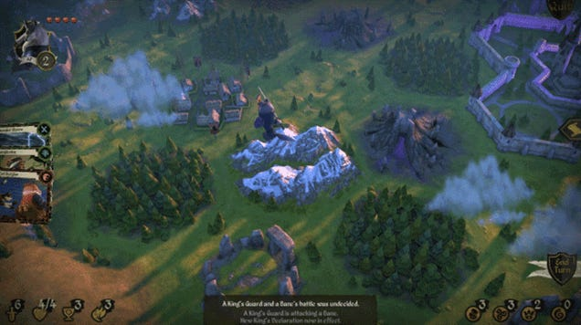 Armello Is One Of The Prettiest (And Most Interesting) Games Of 2014