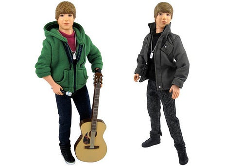 New Frontiers In Justin Bieber Merchandise: Dolls, Bedding