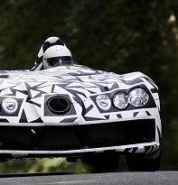 Mercedes-Benz SLR McLaren Speedster In The Works, Hilarious Crash Photos To Follow