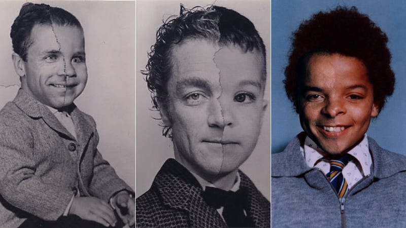 These Childhood-Adult Hybrid Portraits Are Freaky and Fascinating