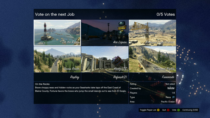 GTA Online, Log #3: In Search of a Big Score