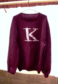 Knitting Pattern For Weasley Sweater : The Greatest Knitting Patterns in the Universe