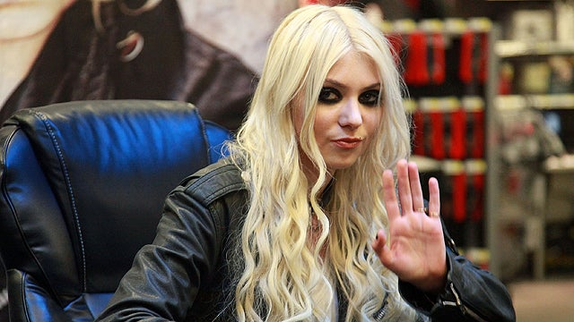 Sad Panda Taylor Momsen Quits Acting For Good