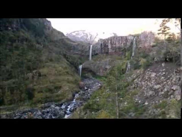 Amazing Video Happens To Capture Cabulco Volcano As It Starts Erupting