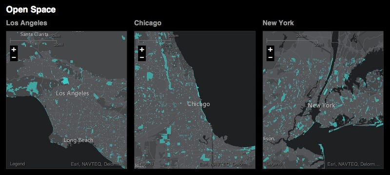 You Can Compare 16 Cities 35 Different Ways With This One Mapping Tool