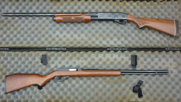 How to Clean a Rifle or Shotgun Faster Than Private Pyle