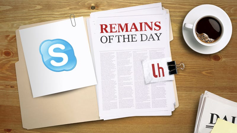 Remains of the Day: You Can Finally Merge Your Skype and Microsoft Accounts on iOS
