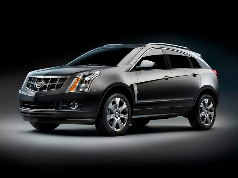 2010 Cadillac SRX: Same Name, All-New Caddy Wagon