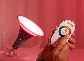 Philips LivingColors Lighting System Gets You Lit, Like a Christmas Tree