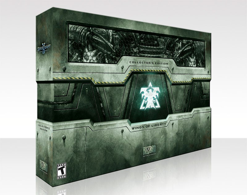 StarCraft II Special Edition Launching For $100