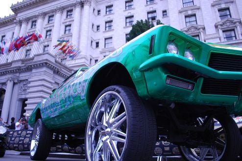 Detroit Iron At The Gumball 3000