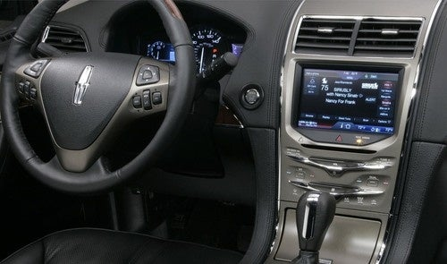 MyLincoln Touch Images