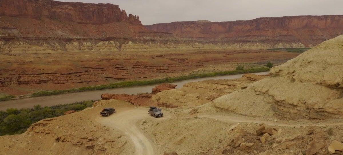 Off-Roading & Camping Utah's White Rim (Part 3 of 3)