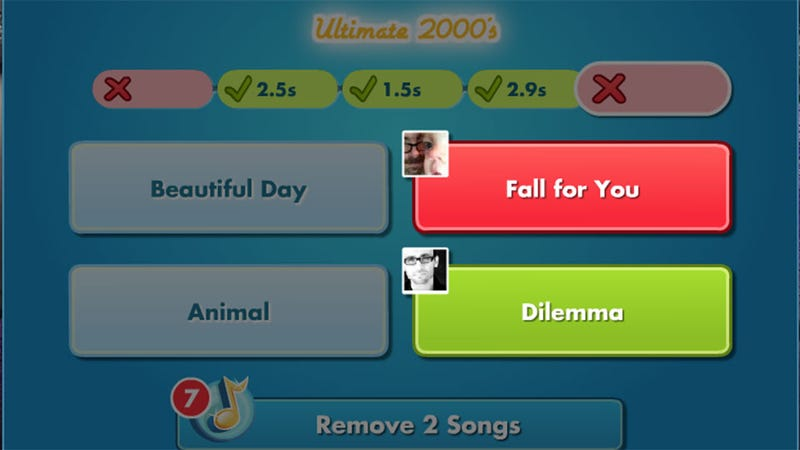 My Current Facebook Game Obsession: Song Pop
