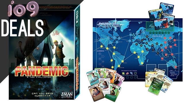 Pandemic, Dark Knight Trilogy Collector's Edition, Boy Meets World