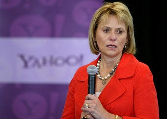 Uncomfortably Uncool Yahoo CEO Jilted By Second Staffer