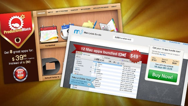 Get $1,005 Worth of Mac Apps for $90 with These Two Great Mac Bundles