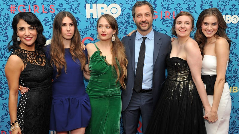 Judd Apatow Jokes That He's Working On Girls Because He's 'Bored Of Penises'