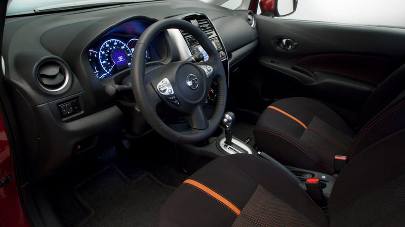 The Nissan Versa Note SR Is Not The Hot Hatch You Were Looking For