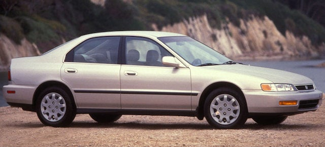 Honda Accord Remains Most Stolen Car In America