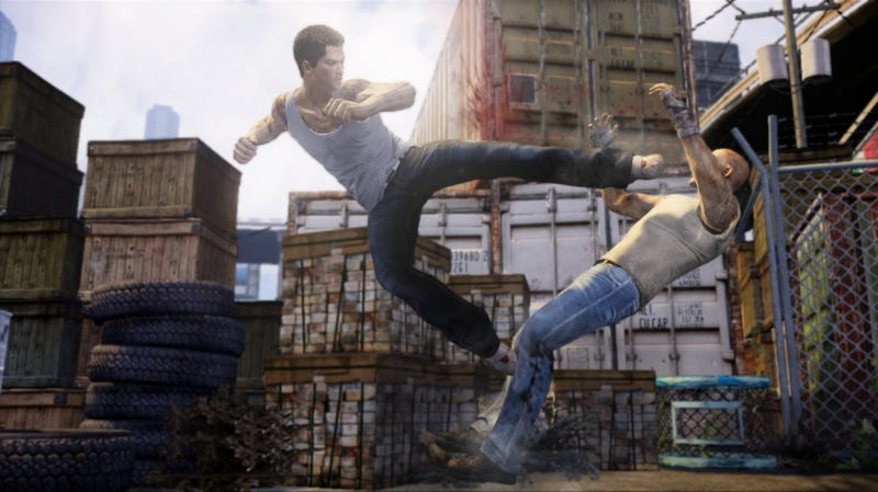 Ask One of the People Who Made Sleeping Dogs Some Questions. He's Answering, Right Here. [Interview's Over]