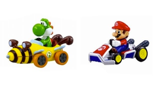 Batman, Mario Kart and Transformers Peel Out as Japanese Toy Cars