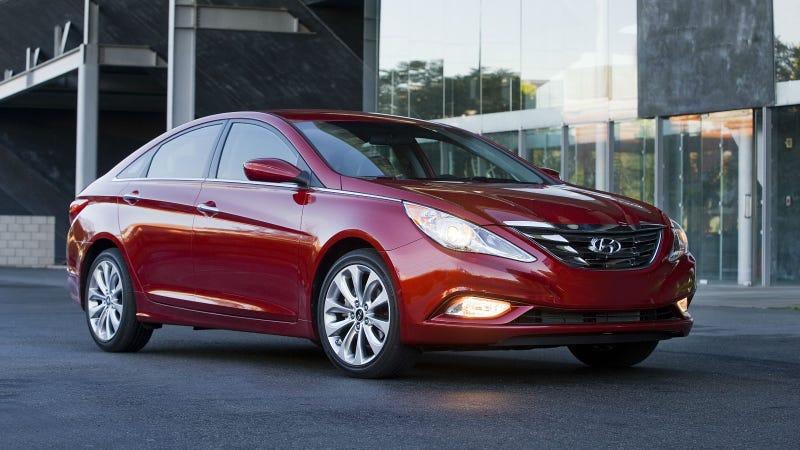 Hyundai Recalls 883,000 Sonatas Because They Just Roll Away Sometimes
