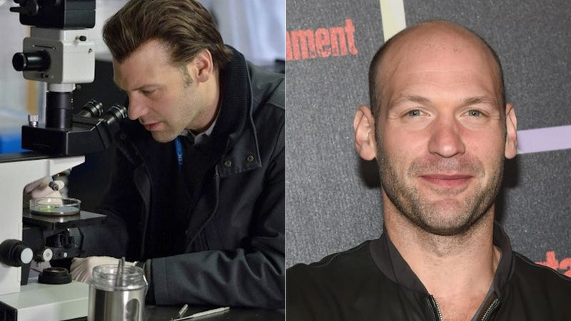 Corey Stoll Remains a Proud Bald Man Despite His Terrible Strain Wig