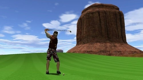 A Virtual Golfer Looks Back On — and Ahead to — His Tournament Career