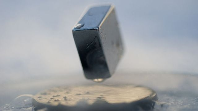 Scientists design an 'antimagnet'
