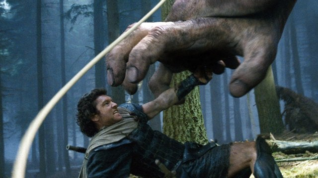 Wrath of the Titans' director talks friendly cyclopses and Liam Neeson in a toga