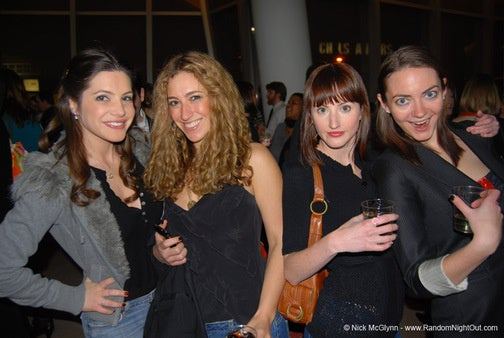 The CollegeHumor Show's Premiere Party