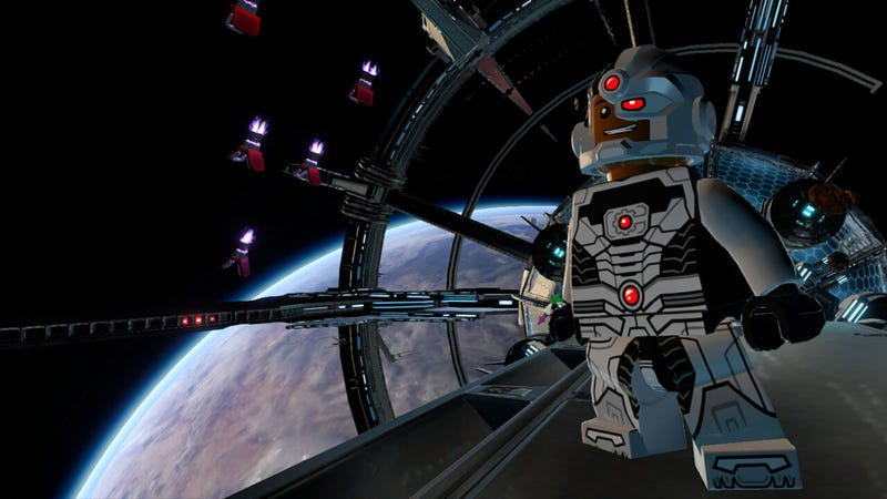 Lego Batman 3 Is Here, And He's Going Into Space