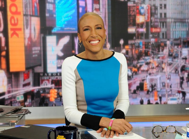 NBC Reportedly Axed Tweet of Support to Very Ill Robin Roberts for Fear of 'Aiding the Enemy'