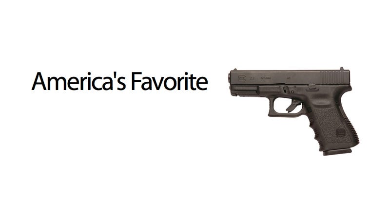How the Glock Became America's Favorite Weapon