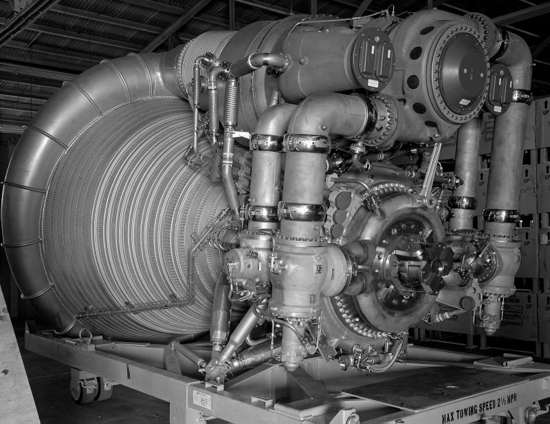 NASA's Next Rocket Engine Could Be A Blast From the Past