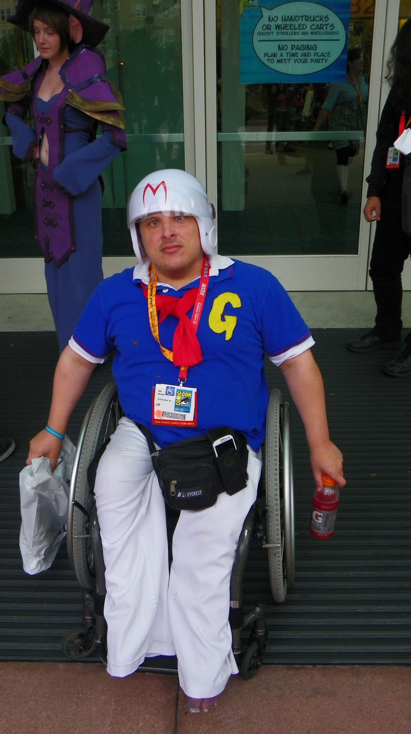 The Comic-Con Cosplay That Almost Made Me Cry