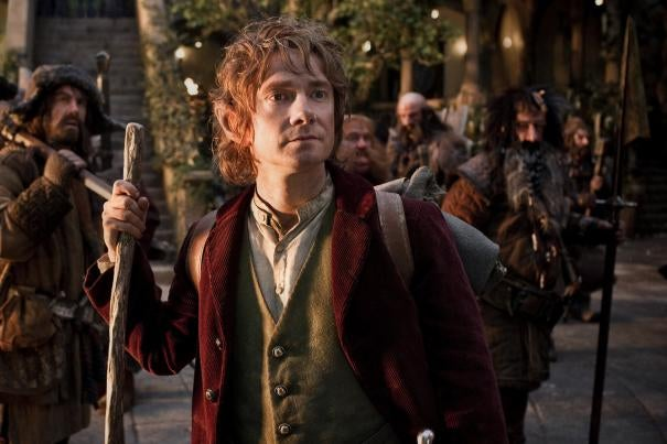 The Hobbit is a lot better once you realize it's a war movie
