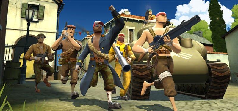 Battlefield Heroes Review: The Great (Cartoon) War