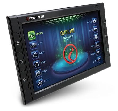 iNavi G1 GPS Has 3D Maps and -ohmygod- Karaoke