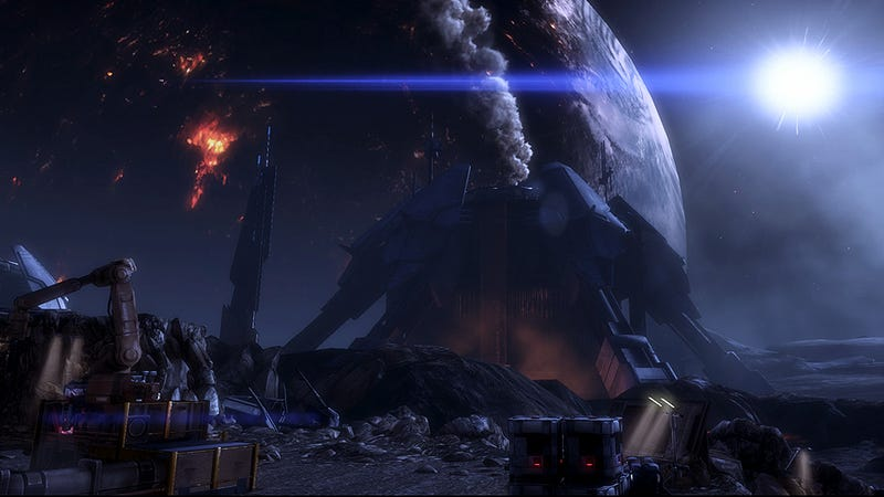 Mass Effect 3 Multiplayer Events Continue, But Not on the PS3