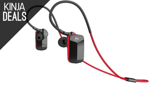 these exercise friendly bluetooth earbuds are down to 40 updated. Black Bedroom Furniture Sets. Home Design Ideas