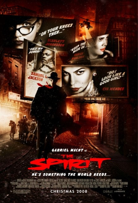 Final Spirit Poster A Casserole Of Sexual Innuendo Leftovers