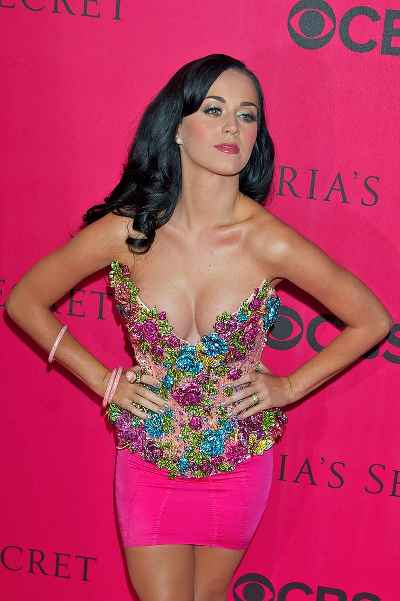 Katy Perry Reveals the Truth Behind Her Digital Boob Reduction