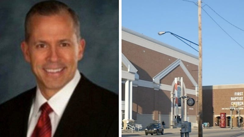 Creepy Megachurch Pastor Wrote That Jesus 'Desired' His Sexual Relationship with a 17-Year-Old Girl