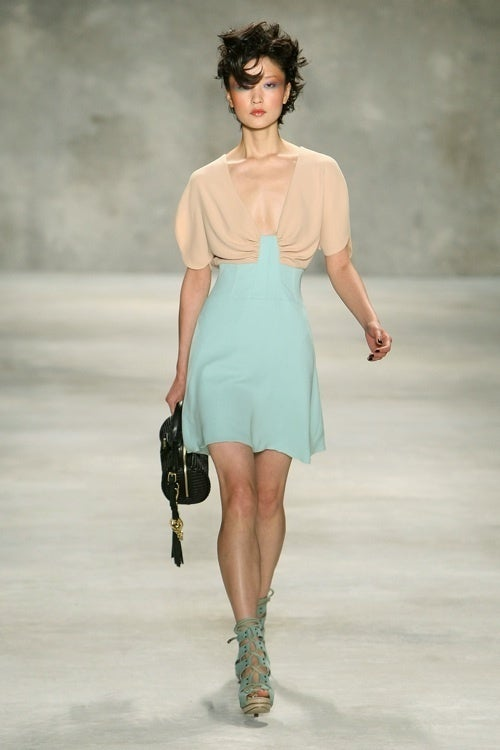 Derek Lam: Petals And Prints And Polkadots, Oh My!