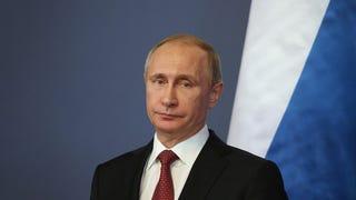 CIA Source: Putin Has the Flu